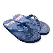 MARVEL Avengers Flip Flop JD010 - Navy Blue