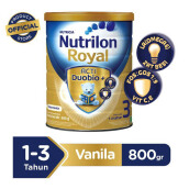 NUTRILON Royal 3 Susu Vanilla Tin - 800gr