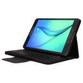 Samsung Galaxy Tab A 9.7 inch T550 Bluetooth Keyboard Optical Ultra Thin Leather Case  Hitam