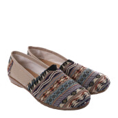 ANYOLORICH Ladies Flat Shoes B 78 - Apricot