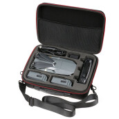EVA Hard Portable Shoulder Handheld Carry Case for DJI Mavic Pro Drone Black