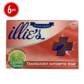 ILLIES ANTISEPTIC Fragrance Bundle 85 gr x 6 pcs