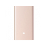 10000mAh Mi Power Bank Pro - Gold