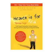 Heaven is for Real for Kids Nyatanya Surga versi Anak-anak by Colton Burpo - Religion Book 9786028930673