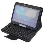 Samsung Galaxy Tab 3 10.1 inch P5200 P5210 P5220 Bluetooth Keyboard Optical Ultra Thin Leather Case
