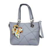 Catriona By Cocolyn Shelby shoulder bag - GREY