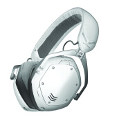 V-MODA Crossfade 2 Wireless Over-Ear Headphone - Matte White