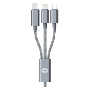 MARSCABLE 3 in 1 Charging Cable