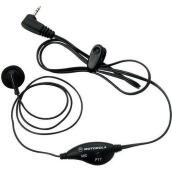 Original Earpiece Motorola Talkabout Two Way Radios Black small