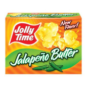 JOLLY TIME Popcorn Jalapeno Butter 85g