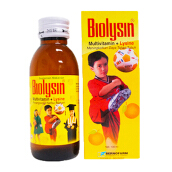 BIOLYSIN Syrup - 100 ml