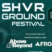 GA - SHVR GROUND FESTIVAL (2 DAYS PASS)
