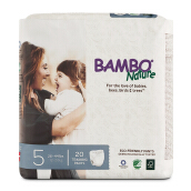 BAMBO NATURE Dream Pants Junior (12 - 20 kg) - 20