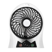 Portable  Strong Wind Rechargeable Mini Fan for Summer
