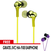JVC HA-FX26 IEM Earphone