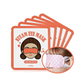A'pieu Steam Eye Mask 12g X 5