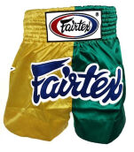 FAIRTEX MuayThai Shorts Patriot Yellow BS114