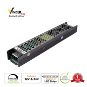 VINDER DIMMABLE SWITCHING POWER SUPPLY 24V DC 8.3A 200W