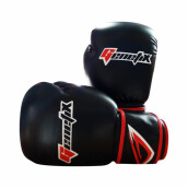 GENETIX Boxing Gloves ORIGIN 2.0 GBG1 BlackRed
