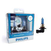 PHILIPS DIAMOND VISION HB3 (5000K) - LAMPU HALOGEN