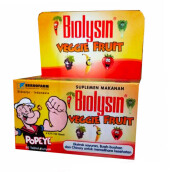 BIOLYSIN Kids Veggie Fruit Mixberries - 100ml