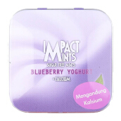 Impact Mints Blueberry Yoghurt + Calcium 15g