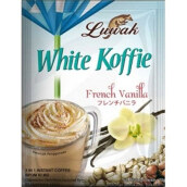 LUWAK White Koffie French Vanilla Bag 20gr x 5pcs