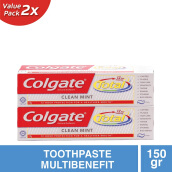 COLGATE Total Professional Clean Mint 2pcs x 150g