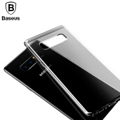 Baseus Samsung Galaxy Note 8 Case, Ultra Thin Transparent Soft Case for Galaxy Note 8 Phone Protective Cover