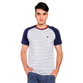 FAMO Men Tshirt 2211 522111712 - Blue