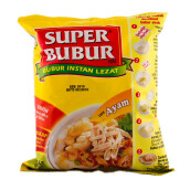 SUPER BUBUR Ayam Carton 45gr x 36pcs