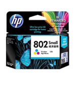 Cartridge HP 802 Color Original Multicolor