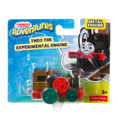 THOMAS & FRIENDS Adventures Small Theo The Experimental Engine DWL35 - DXR77