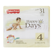FISHER PRICE Popok Happy Days [Size 4 - 31]