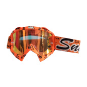 SNAIL MX 18  - Orange Skull Red