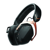 V-MODA Crossfade 2 Wireless Over-Ear Headphone - Rose Gold Black