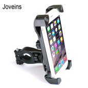 JOVEINS Universal 360 Rotating Anti-Slip Bicycle Bike Phone Holder Handlebar Clip Stand Mount Bracket for Mobile Cellphone