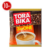 TORABIKA 3 in 1 New Banded 20gr x 10pcs