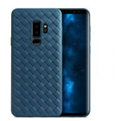 VEN For Samsung Galaxy S9Plus Case, Soft Braid Case  Back Cover Weave Protector Ultra Thin Silicon TPU Shell