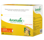 AROMATIC 1001 Masuk Angin 1 Lusin (12 Botol)