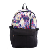 VOITTO Backpack DD2 Abstract Floral - Purple