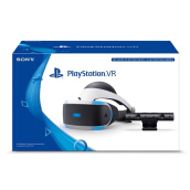 SONY Playstation VR + New Camera + PSVR Wolds - CUH ZVR 2