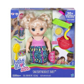 BABY ALIVE Snackin Noodles Baby aliveby blonde BYAC0963