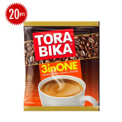 TORABIKA 3 in 1 New Banded 20gr x 20pcs