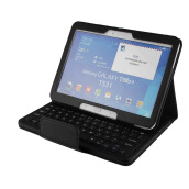 Samsung Galaxy Tab 4 10.1 inch T530 Bluetooth Keyboard Optical Ultra Thin Leather Case