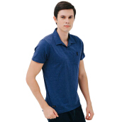 FAMO Men Tshirt 4601 F46011812 - Blue