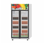 RSA JADE Showcase Display Cooler 2 doors 860 Liter - JADETABEK