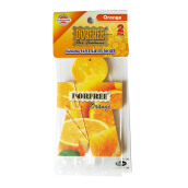 DORFREE Orange Hanging Paper - Pengharum