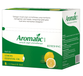 AROMATIC 1001 Refreshing 1 Lusin (12 Botol)