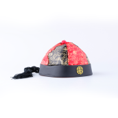 LITTLE JOY Topi Anak CNY - Black Red